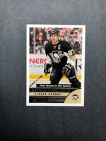 2013-14 Score Season Highlights #589 Sidney Crosby Insert Pittsburgh Penguins 87