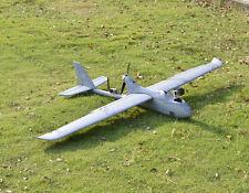 New! Electric ARF Radio control Plane Raptor V2 KIT only for Long Range FPV