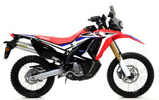 LIGNE COMPLETE ARROW THUNDER ALU CATALYSÉE HONDA CRF 250 L / RALLY 2017/18