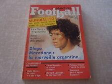 Sélection Football N°13 - Diego Maradona