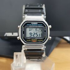 Vintage G-Shock Dw-5600 watch lcd Diver 200m Japan