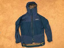 Berghaus Extrem 8000 Pro Jacket Shell Waterproof Mens sz SMALL gore-tex rare
