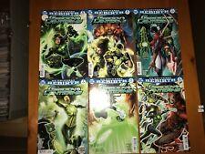 Dc Universe Rebirth Green Lantern 1-19 - 19 Books- High Grade Comic Book B27-51