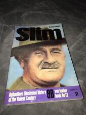 Slim by Michael Calvert ~ Ballantine's War Leader No 12 | 1st Printing!