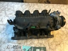 peugeot 307  citroen c4 kfu complete inlet manifold with injectors