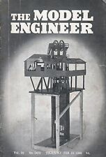 February The Model Engineer Weekly Craft Magazines