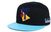 BLVD Trees Vice Miami South Beach Snapback Adjustable Cap Hat Msrp $37 AS
