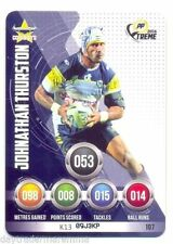 Johnathan Thurston 2016 Rugby League (NRL) Trading Cards