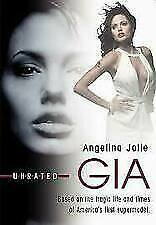 GIA DVD - Rare Angelina Jolie FASHION THEMED MOVIE - REGION 4 AUST