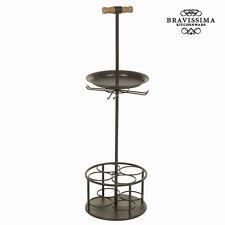 Botellero con asa color negro by Bravissima Kitchen