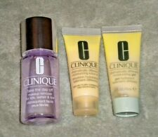 Clinique Dramatically Different Moisturizing Lotion+ Gel .5oz + Take the Day Off