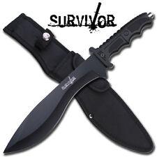 KNIFE COLTELLO CACCIA SURVIVOR 717 LAMA FISSA SURVIVAL SOPRAVVIVENZA STILE RAMBO