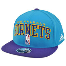 NBA Adidas New Orleans Hornets Draft NK24Z Snapback Basketball Flat Bill Hat Cap