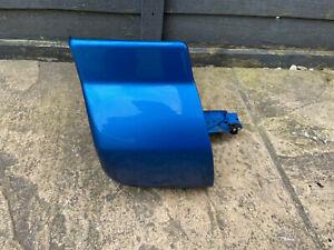 Vauxhall Corsa D VXR Arden Blue Passenger Side Skirt N/S Sideskirt End Piece