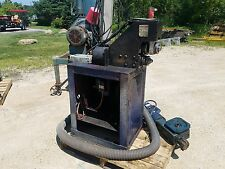 Pace Machinery Group Model #: 1021 Roll Groover on Stand