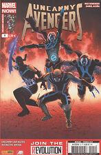 UNCANNY AVENGERS N° 9 Marvel France 1ERE SERIE Panini comics