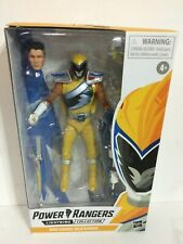 """In Stock! Power Rangers Dino Charge Gold 6"""" Lightning Collection Action Figure"""