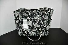 Vera Bradley Iconic Glenna SATCHEL in Holland Garden #22542-N52 NWT