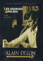 DVD LES GRANGES BRULEES ALAIN DELON