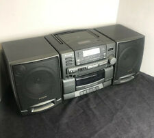 Aiwa Stereo CA-D210 1997 CD Component System Portable Tested Working