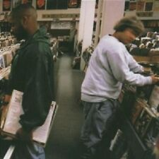 DJ SHADOW 'ENTRODUCING' 2 CD DELUXE EDITION NEW+