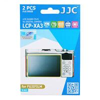 2x Film de Protection Ecran LCD H3 Dureté Pour Appareil Photo Fujifilm X-A3
