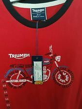 Triumph motorcycles t shirts