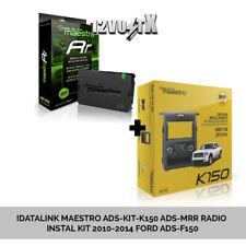 iDatalink Maestro Ads Kit-f150 Ads-mrr Radio Instal Kit 2010-2014 Ford F150