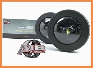 Plug & Play Morimoto XB LED 2007-2014 For GMC Sierra 1500 LED Fog Lights Lamps