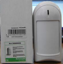 COMELIT 30088003 Sensor detector zona de fluencia infrarrojo pasivo 6 12 mt