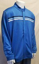 NWT Adidas Mens 2XL Climalite Full Zip Golf Layering Sweatshirt
