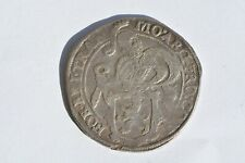 Netherlands HOLLAND Lion 1/2 Daalder Half Thaler 1622