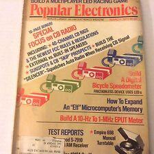 Popular Electronics Magazine Channel CB Rigs March 1977 071917nonrh