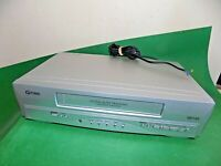 FUNAI 31B-250 VCR VHS VIDEO CASSETTE RECORDER Vintage Silver FAULTY SPARES