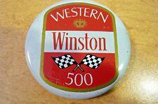 "WESTERN WINSTON 500-2 1/4"" PIN-BACK"