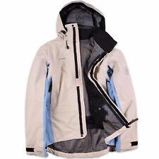 Norrona Damen Jacke Jacket Gr.M (DE 40) Skijacke Narvik Beige, 60307