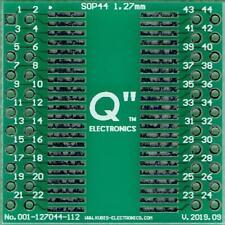 SOP32 DIP32 1.27 mm Adaptateur Convertisseur board du Royaume-Uni vendeur