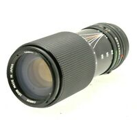 70-210mm (140-420) Telephoto Zoom Lens for SONY NEX & ALPHA E mirrorless cameras