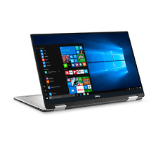 DELL XPS 13 9365 2in1 Touch Notebook Core i5-7Y54 SSD QHD+ Windows 10