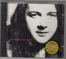 CHRIS BAILEY - demons CD