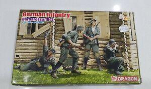 Dragon No. 6580   1:35 German Infantry Barbarossa 1941
