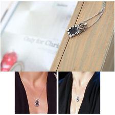Korea Star Accessories Jaejoong Funky Crown Necklace (ASMA103)