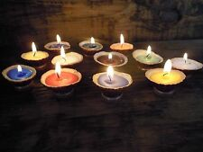 Spell Candles copper Pack of 12 Altar spell supplies spells pagan Witchcraft