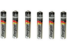 Energizer 6 NEW AAAA Batteries 12-2023