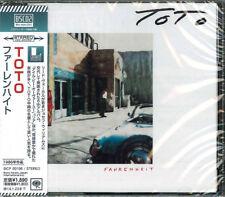 TOTO-FAHRENHEIT-JAPAN BLU-SPEC CD2 D73