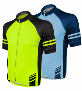 Aero Tech Designs Cycling Short Sleeve Jersey - Classic Sprint Tall Made in USA