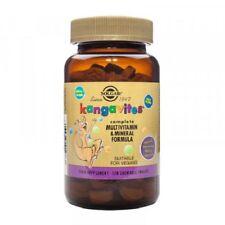 Solgar Kangavites Multivitamin for children Bouncing Berry Chewable (120Tablets)