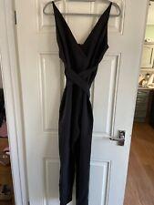 Asos Black Jumpsuit Size 14