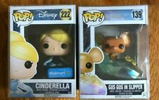 Funko Pop! Disney - Walmart Exclusive Cinderella - Gus Gus in Slipper Vaulted NM
