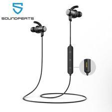 SoundPEATS Bluetooth 5.0 Wireless Earphones IPX8 Waterproof Sports Earbuds APTX